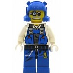 LEGO Power Miner Minifigure Brains