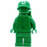 LEGO Toy Story Minifigure Green Army Man Medic