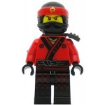 LEGO Ninjago Minifigure Kai - Katana Holder, The LEGO Ninjago Movie (70618)