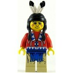 LEGO Western Minifigure Indian Red Shirt