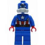 LEGO Super Heroes Minifigure Space Captain America