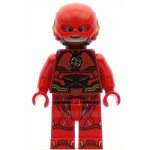LEGO Super Heroes Minifigure The Flash - Detailed Print (76086)