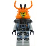 LEGO The LEGO Ninjago Movie Minfigure Crusty (70614)