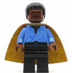 LEGO Star Wars Minifigure Lando Calrissian Cloud City Outfit