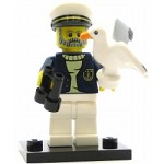LEGO Collectible Minifigures Series 10 Sea Captain