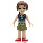LEGO Elves Minifigure Emily Jones, Dark Tan Shorts