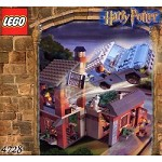 LEGO 4728 Harry Potter Escape from Privet Drive