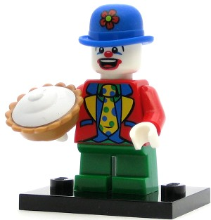 LEGO Collectible Minifigures Series 5 Small Clown