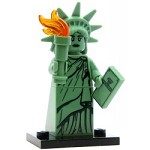 LEGO Collectible Minifigures Series 6 Lady Liberty