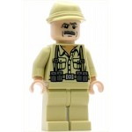 LEGO Indiana Jones Minifigure German Soldier 4