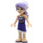 LEGO Elves Minifigure Aira Windwhistler - Dark Purple (41176)