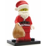 LEGO Collectible Minifigures Series 8 Santa