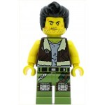 LEGO Minifigure Monster Fighters Frank Rock