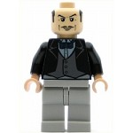 LEGO Minifigure Alfred the Butler