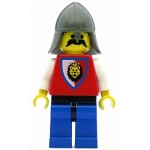 LEGO Castle Minifigure Royal Knights Knight 3 Dark Gray Neck-Protector