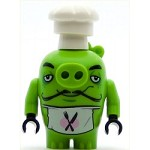 LEGO The Angry Birds Movie Minifigure Chef Pig (75826)