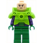 LEGO Juniors Minfigure Lex Luthor - Battle Armor, Green Legs
