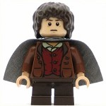 LEGO Lord of the Rings Minifigure Frodo Baggins