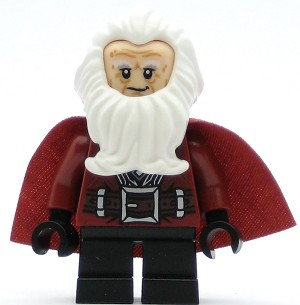 LEGO Hobbit and Lord of the Rings Minifigure Balin the Dwarf
