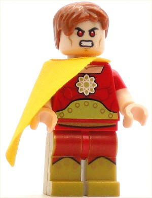 LEGO Super Heroes Minifigure Hyperion