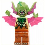 LEGO Teenage Mutant Ninja Turtles Minifigure Mutated Dr. O'Neil