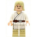 LEGO Star Wars Minifigure Luke Skywalker Tatooine