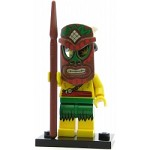 LEGO Collectible Minifigures Series 11 Island Warrior