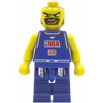 LEGO Sports Minifigure NBA Player Number 3