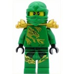 LEGO (Other) Minifigure Lloyd - Green Ninja DX, Dragon Suit