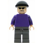 LEGO Batman Minifigure The Joker's Henchman