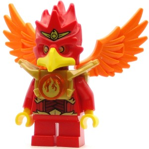 LEGO Legends of Chima Minifigure Flinx - Wings