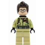 LEGO Ghostbusters Minifigure Dr. Egon Spengler, Printed Arms