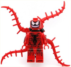 LEGO Super Heroes Minifigure Carnage