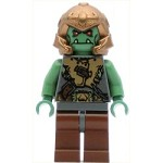 LEGO Minifigure Fantasy Era Troll Warrior 7 (Orc)