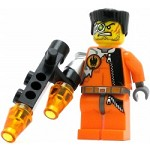 LEGO Minifigure Fire Arm