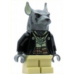 LEGO Teenage Mutant Ninja Turtles Minifigure Splinter - Black Jacket (79117)