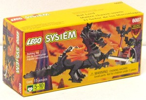 LEGO 6007 Castle Bat Lord