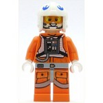 LEGO Star Wars Minifigure Dack Ralter (with Pockets on Legs) (75049)