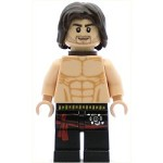 LEGO Minifigure Dastan Shirtless