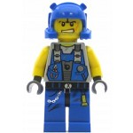 LEGO Power Miner Minifigure Rex