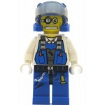 LEGO Power Miner Minifigure Brains Visor