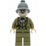 LEGO Indiana Jones Minifigure Henry Jones Sr.