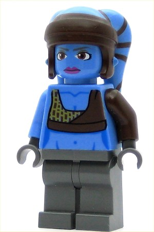 LEGO Star Wars Minifigure Aayla Secura
