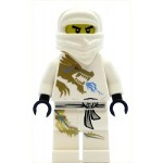 LEGO Minifigure Zane DX Dragon Suit