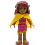 LEGO Elves Minifigure Azari Firedancer - with Cape (41077)
