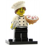 LEGO Collectible Minifigures Series 17 Gourmet Chef