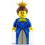 LEGO Castle Minifigure Fantasy Era Crown Queen