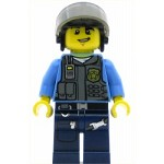 LEGO Town Minifigure Police - LEGO City Undercover Elite Police Officer 2