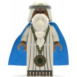 LEGO The Lego Movie Minifigure Vitruvius with Medallion and Black Eyes with Pupils