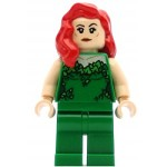 LEGO Super Heroes Minifigure Poison Ivy Green Outfit